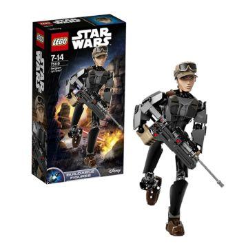 Конструктор Lego Star Wars 75119 Звездные войны Сержант Джин Эрсо