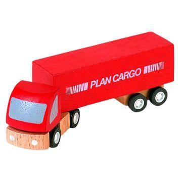 Деревянная машинка PlanToys Грузовик Карго
