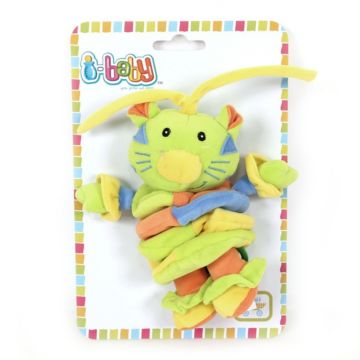 Развивающая игрушка-подвязка I-Baby Дружок из джунглей
