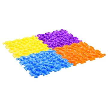 """Массажный коврик Тривес """"Цветные камешки"""""""