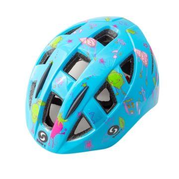Шлем SwiftBike 11 48-52 (голубой)