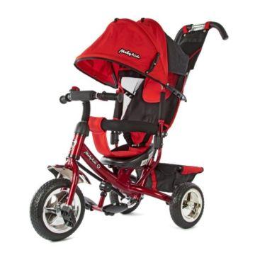 Трехколесный велосипед Moby Kids Comfort (Красный)