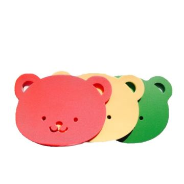 Детское сиденье Yurim Медвежонок (Зеленый)