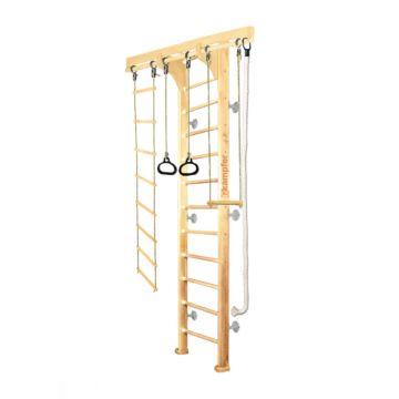 Детский спортивный комплекс Kampfer Wooden Ladder Wall (3 м) №0