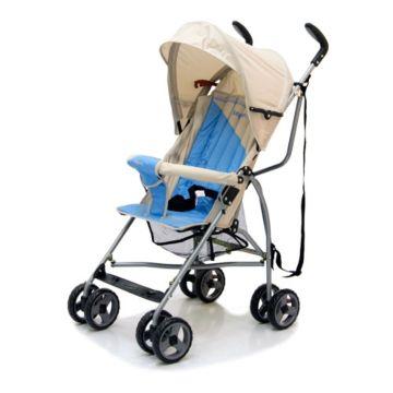 Коляска-трость Baby Care Vento (Dark Grey Blue)