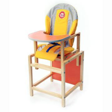 Стул-стол для кормления Вилт Солнышко