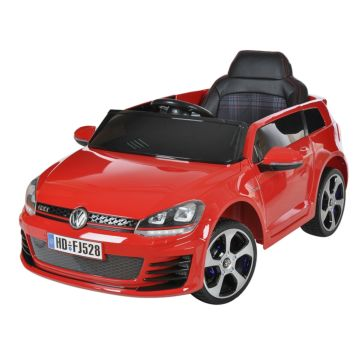 Электромобиль Huada Volkswagen Golf GTI (красный)
