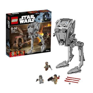 Конструктор Lego Star Wars 75153 Звездные войны Разведывательный транспортный шагоход AT-ST