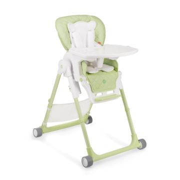 Стульчик для кормления Happy Baby William V2 (зеленый)