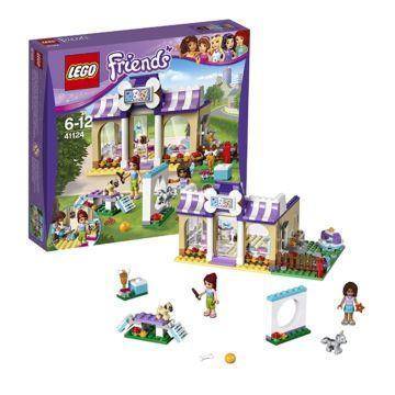 Конструктор Lego Friends 41124 Подружки Детский сад для щенков