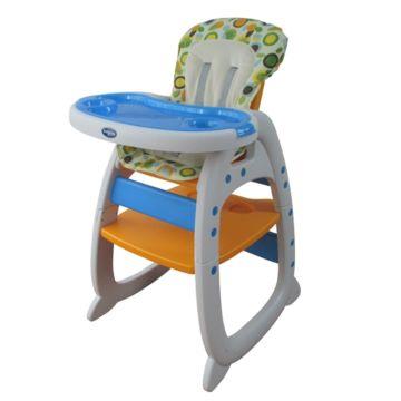 Стульчик для кормления Baby Care O-Zone (оранжевый)