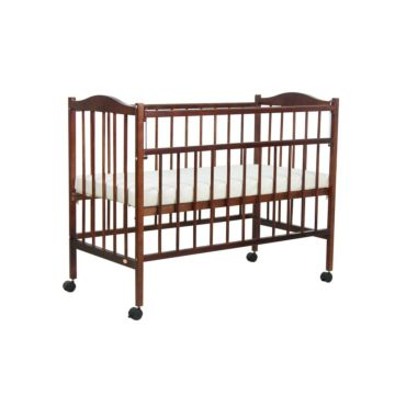 Кроватка детская Фея 203 (Орех)