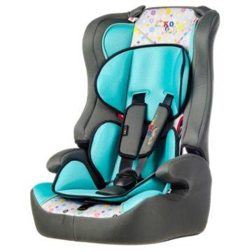 Автокресло Liko Baby LB-513 C (мозаика/бирюзовый)