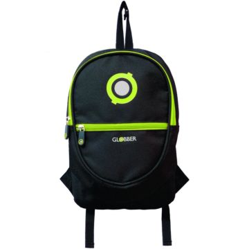 Рюкзак Globber для самокатов Junior (Black/Lime Green)