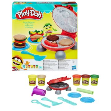 "Игровой набор Play-Doh ""Бургер Гриль"""