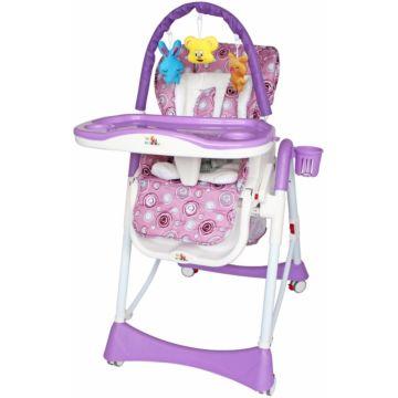 Стульчик для кормления ForKiddy Optimum Toy V2 (фиолетовый)