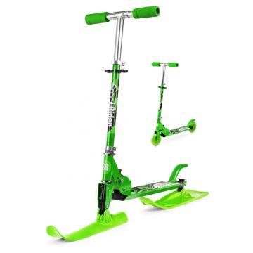 Самокат Small Rider Combo Runner (зеленый)