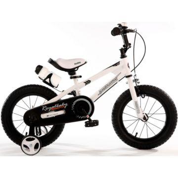 "Детский велосипед Royal Baby Freestyle Steel 12"" (белый)"