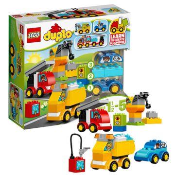 Конструктор Lego Duplo 10816 Мои первые машинки