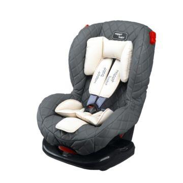 Автокресло Happy Baby Taurus Deluxe (grey)