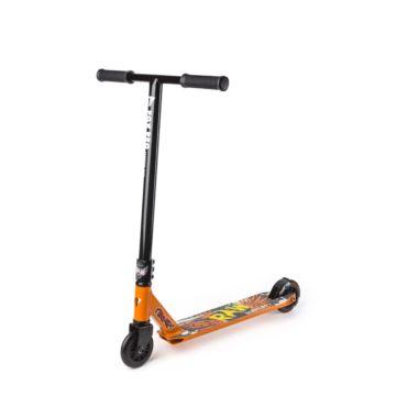 Трюковый самокат FOX PRO RAW-01 (оранжевый)
