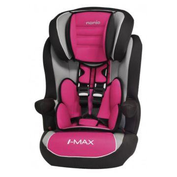 Автокресло Nania Luxe I-Max SP Isofix (agora framboise)