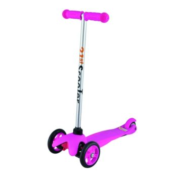 Самокат 21st Scooter SKL-06A Mini (розовый)