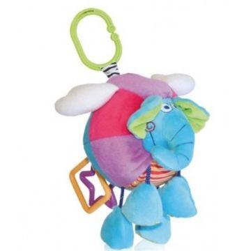 Подвесная игрушка Bertoni Lorelli Весёлый слонёнок