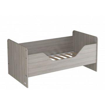 Барьер безопасности Polini для кроватки Simple Nordic (140х70см)
