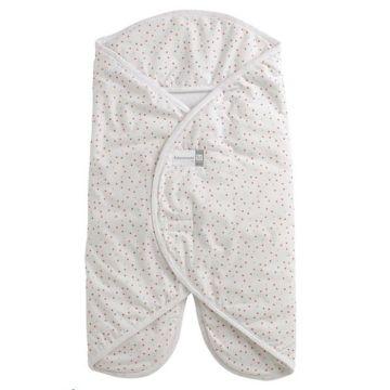 Конверт-одеяло хлопковое Red Castle BabyNomade (точки)