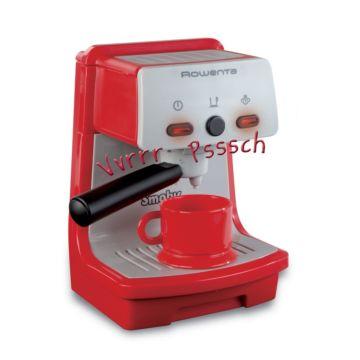 Детская кофеварка Smoby Rowenta