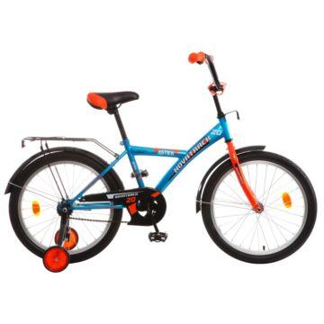 """Детский велосипед Novatrack Astra 20"""" (2016) синий"""