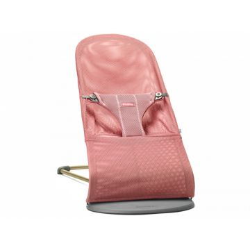 Кресло-шезлонг BabyBjorn Bliss Mech Baby Power (vintage rose)