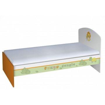 Кровать детская Polini Basic (Джунгли)