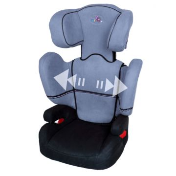 Автокресло ForKiddy Hard I-Fix (gray)