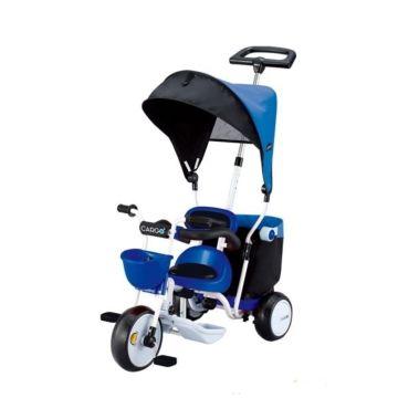 Трехколесный велосипед Ides Cargo Plus (Синий)