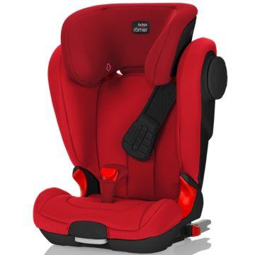 Автокресло Britax Romer KidFix II XP Sict Black Series Flame Red