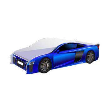 Кровать-машина Кроватка5 Ауди (синяя)