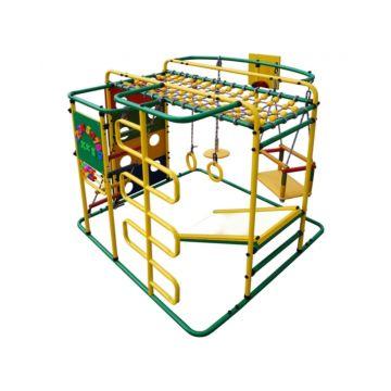 Детский спортивный комплекс Формула Здоровья Мурзилка S (зеленый)