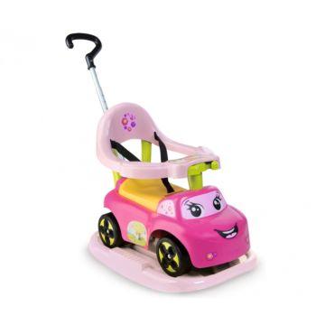 Каталка-автомобиль Smoby (розовая)