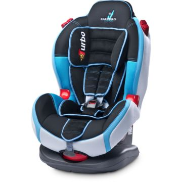 Автокресло Caretero Sport Turbo (blue)