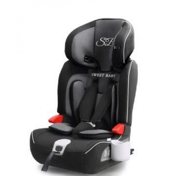 Автокресло Sweet Baby Gran Cruiser Isofix (grey/black)
