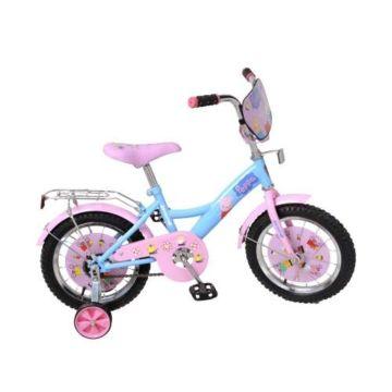 """Детский велосипед Navigator Kite 14"""" Пеппа (розовый)"""
