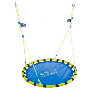 Качели подвесные Hudora Nest Swing Alu (синий)