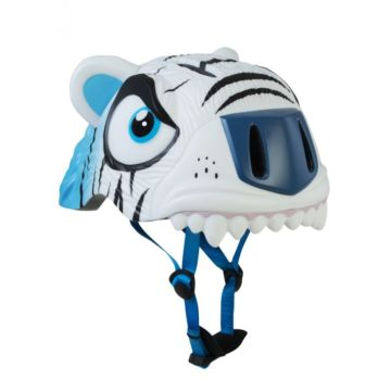 Шлем Crazy Safety 2017 (White Tiger)