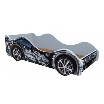 Кровать-машина Кроватка5 Машинки (Дракон)