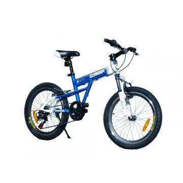 """Детский велосипед Royal Baby Climber Alloy 20"""" (синий)"""