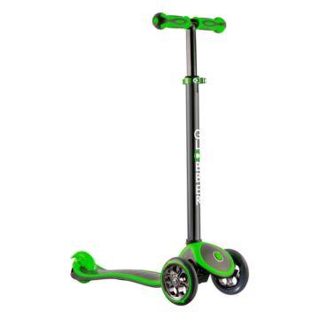 Самокат Globber My free Titanium с блокировкой колес (neon green)