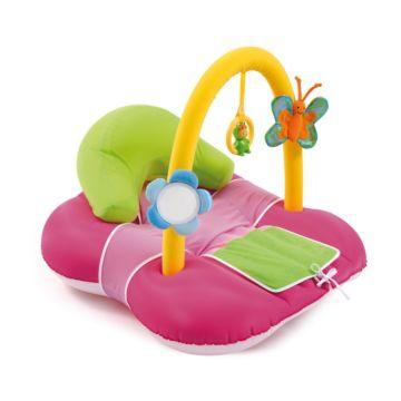 Развивающий коврик Smoby Надувной 211279 (Розовый)