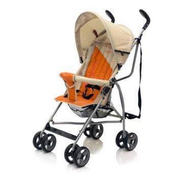 Коляска-трость Baby Care Vento (Light Grey Terrakote)